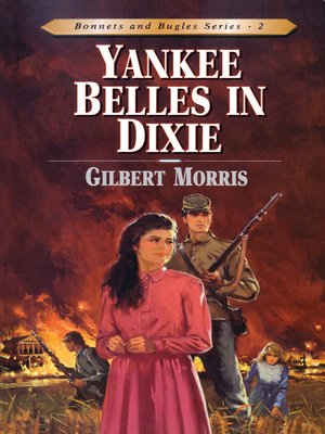 cover image of Yankee Belles in Dixie