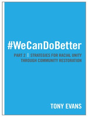 cover image of We Can Do Better