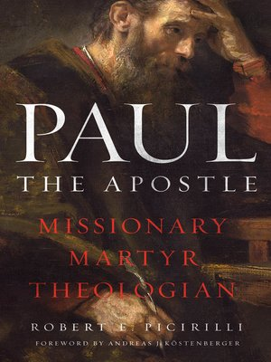 cover image of Paul the Apostle