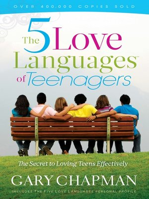 cover image of Five Love Languages of Teenagers New Edition
