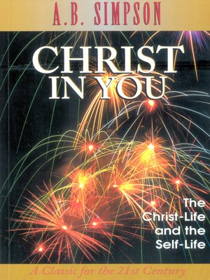 cover image of Christ in You