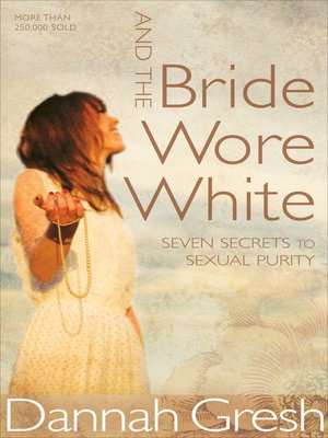 cover image of And the Bride Wore White