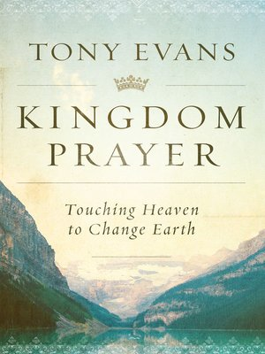 cover image of Kingdom Prayer