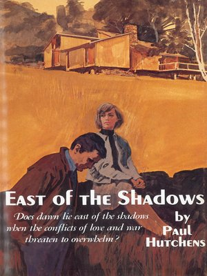 cover image of East of the Shadows