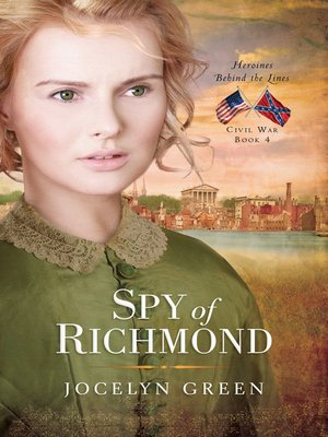 cover image of Spy of Richmond