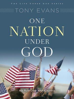 cover image of One Nation Under God