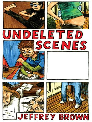 cover image of Undeleted Scenes