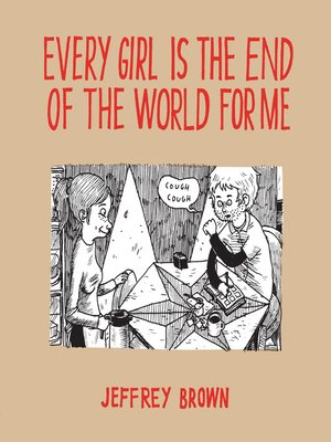 cover image of Every Girl Is The End Of The World For Me