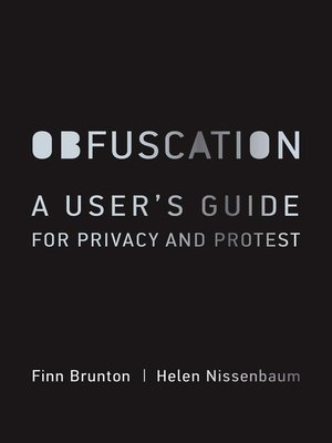 cover image of Obfuscation