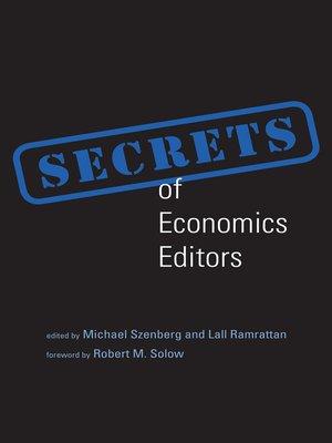 cover image of Secrets of Economics Editors