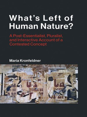 cover image of What's Left of Human Nature?