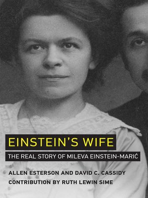cover image of Einstein's Wife