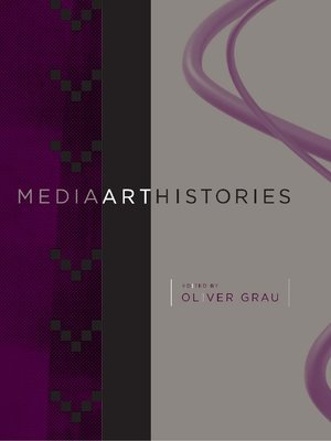 cover image of MediaArtHistories