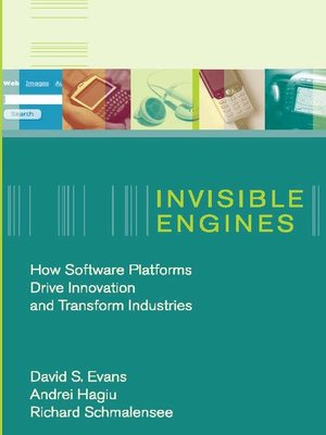 cover image of Invisible Engines