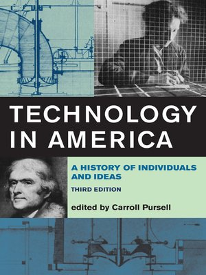 cover image of Technology in America