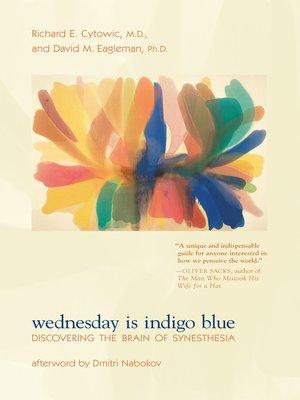 cover image of Wednesday Is Indigo Blue