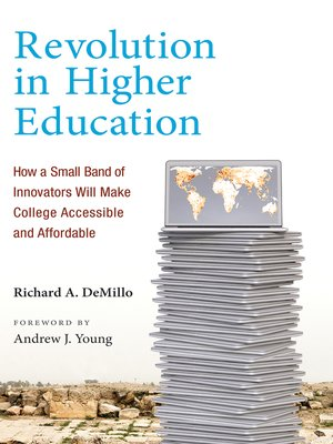 cover image of Revolution in Higher Education