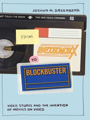 cover image of From Betamax to Blockbuster