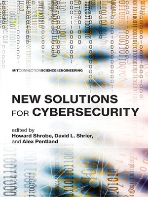 cover image of New Solutions for Cybersecurity