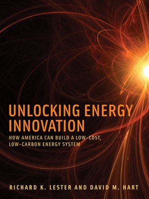 cover image of Unlocking Energy Innovation