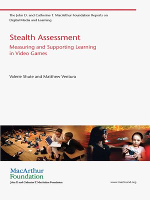 cover image of Stealth Assessment