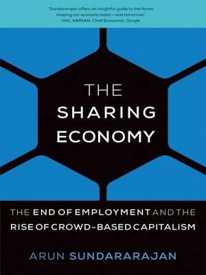 cover image of The Sharing Economy