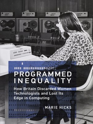 cover image of Programmed Inequality