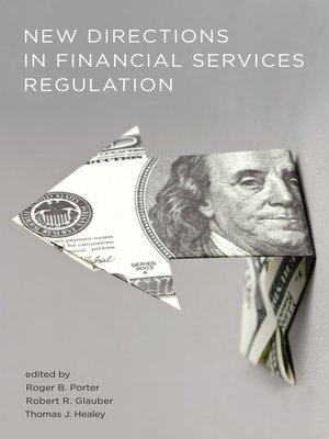 cover image of New Directions in Financial Services Regulation