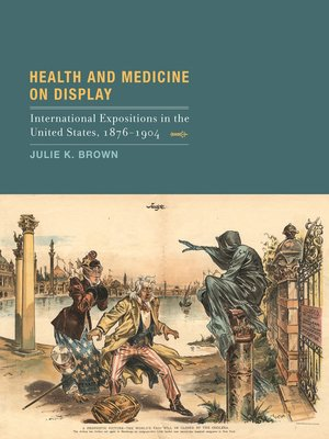 cover image of Health and Medicine on Display