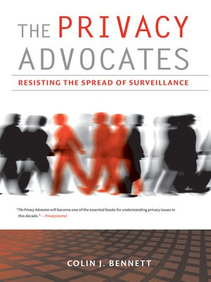 cover image of The Privacy Advocates