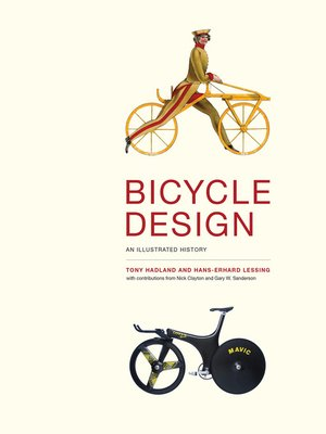 cover image of Bicycle Design