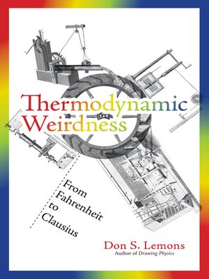 cover image of Thermodynamic Weirdness