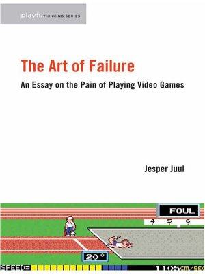 cover image of The Art of Failure