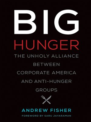 cover image of Big Hunger
