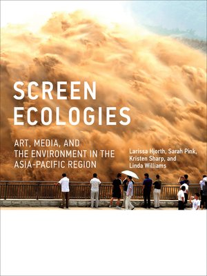 cover image of Screen Ecologies