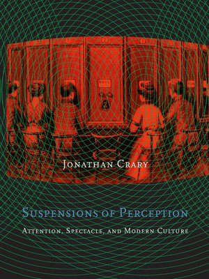 cover image of Suspensions of Perception