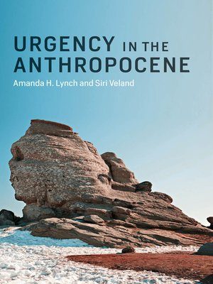 cover image of Urgency in the Anthropocene