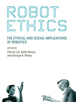cover image of Robot Ethics
