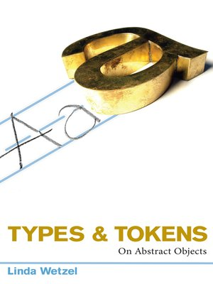 cover image of Types and Tokens