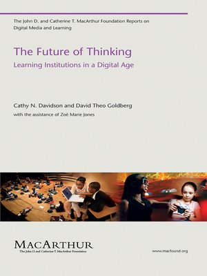 cover image of The Future of Thinking