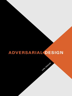 cover image of Adversarial Design