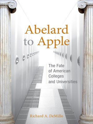 cover image of Abelard to Apple