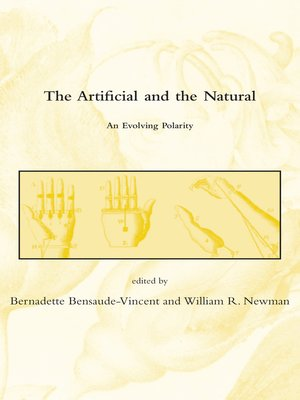 cover image of The Artificial and the Natural