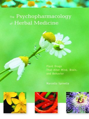 cover image of The Psychopharmacology of Herbal Medicine