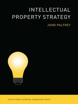 cover image of Intellectual Property Strategy
