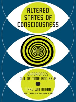 cover image of Altered States of Consciousness