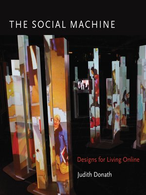 cover image of The Social Machine