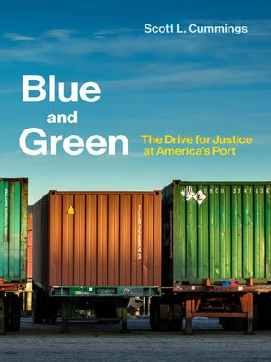 cover image of Blue and Green