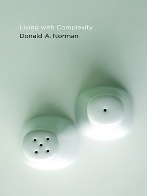 cover image of Living with Complexity