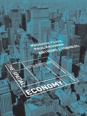 cover image of The Spatial Economy